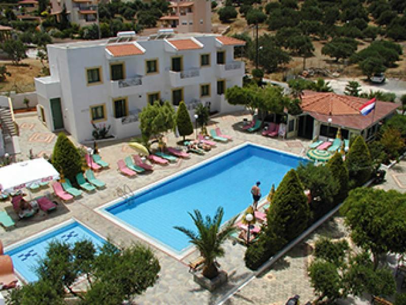 Appartementen Nikolas Villas - Chersonissos - Heraklion Kreta